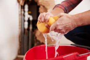 Rohrbruch & Wasserschaden